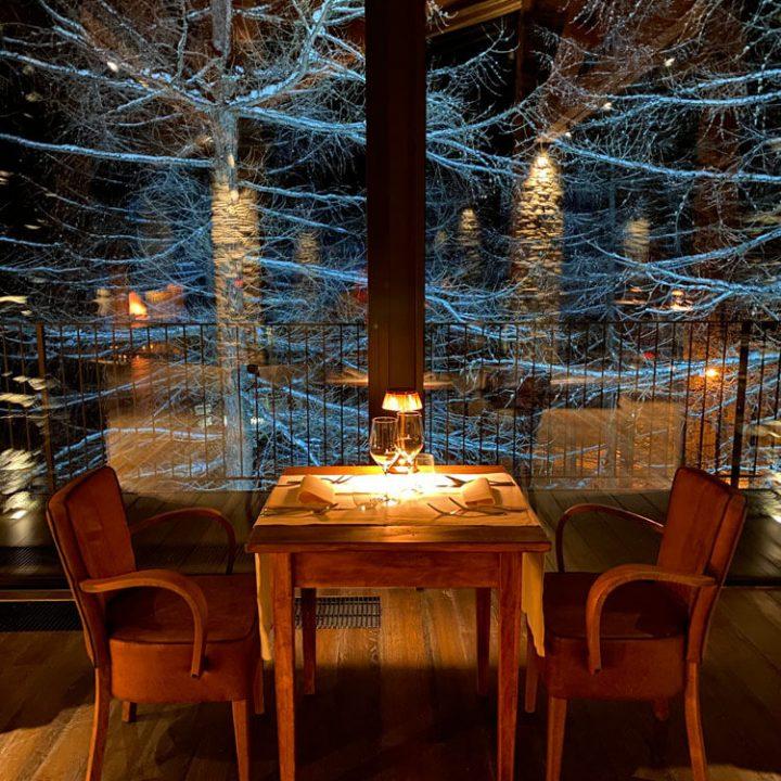 Restaurant Hotel Les Neiges D'Antan